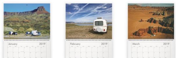 Casita Calendar 2019